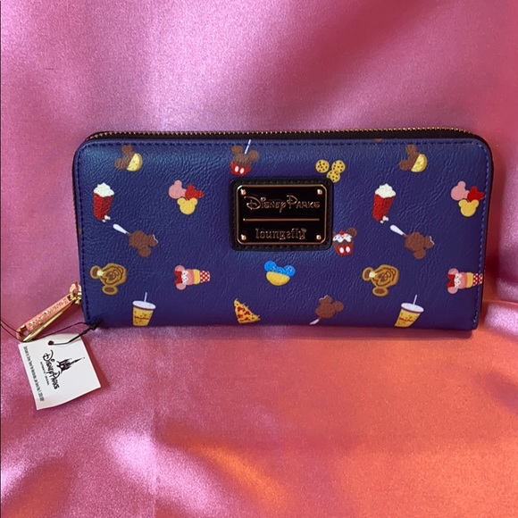 Loungefly Handbags - Disney Parks Loungefly Snack Food Wallet